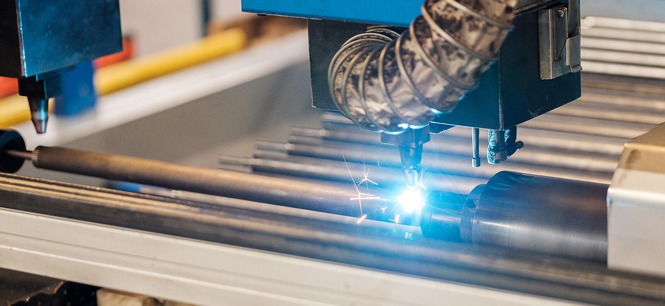 CNC - Laserschweisen
