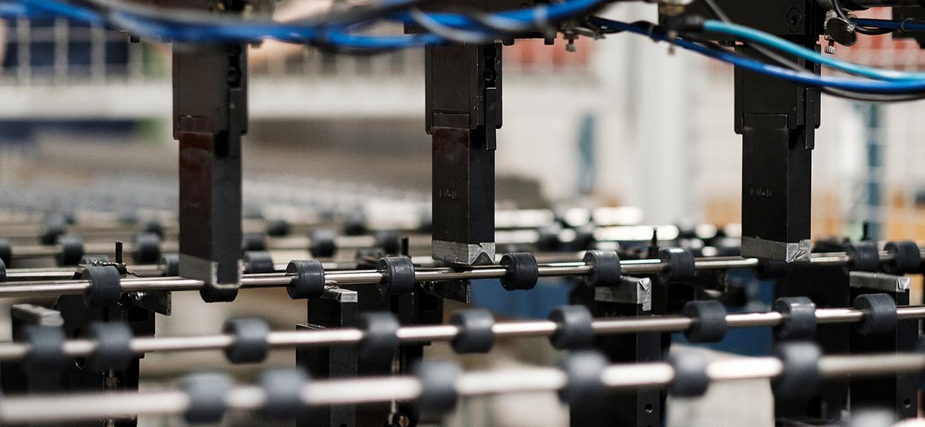 CNC - Straightening